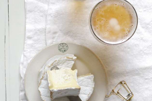 Chaource & Northern blonde ale