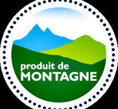 Montagne label