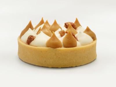 Chantilly chouchou tart